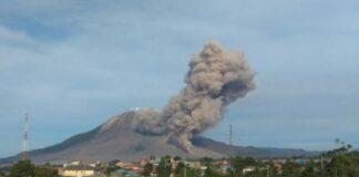 Gunung Sinabung/ jpnn.com