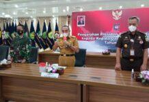 Gubernur Sumatera Utara, Edy Rahmayadi. (digtara.com/satria)