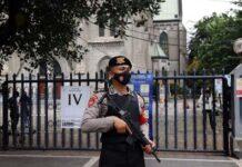Pengamanan ketat Gereja Katedral Jakarta Pusat/ inews.id