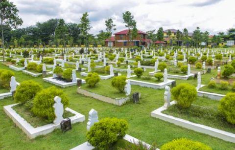 Ilustrasi kuburan (shutterstock.com)