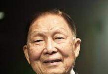 Mochtar Riady adalah pengusaha sukses Indonesia, pendiri dan presiden komisaris dari Lippo Group. Dia lahir di Malang pada 12 Mei 1929 atau berzodiak Taurus. (Foto: Forbes)