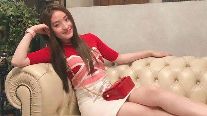 Model cantik Natasha Wilona berzodiak Sagitarius.
