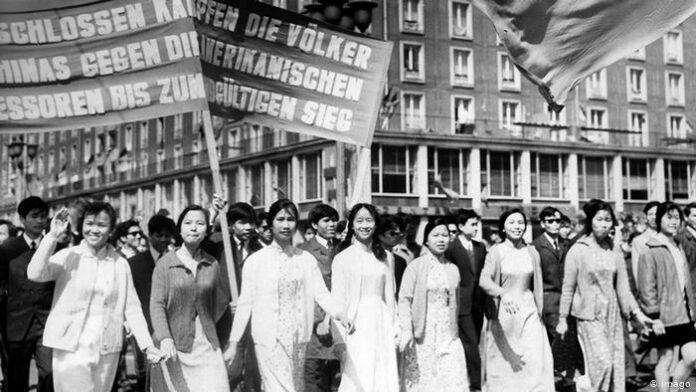 Ribuan pelajar dan pekerja kontrak Vietnam dibawa ke Jerman Timur setelah Perang Dunia II (Foto: dok DW)