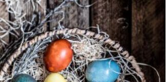 Telur Paskah (unsplash.com)