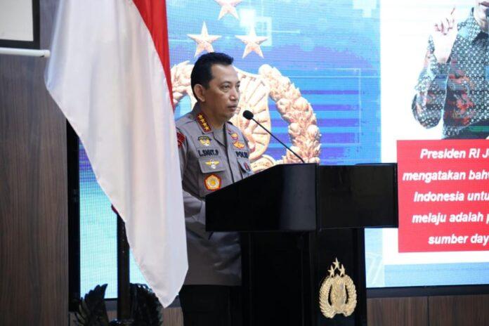 Kapolri Jenderal Polisi, Listyo Sigit Prabowo