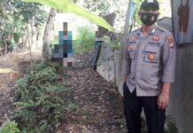Arjo Suwito (67), warga Sengkuang Dalam Blok. D No.22 kel. Tanjung Sengkuang, Batu Ampar, mengakhiri hidupnya degan cara gantung diri di pohon nangka.