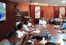 Ketua Panitia UKW, Dendi Gustinandar, mengatakan, kegiatan tersebut dilaksanakan BP Batam bersama PWI Provinsi Kepri.