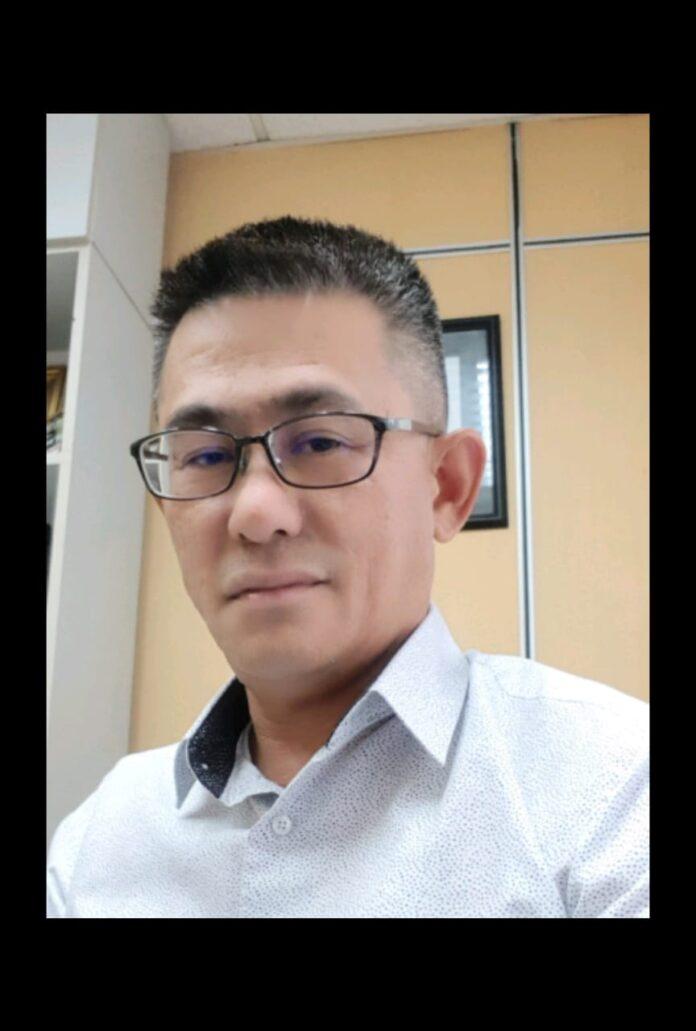 Wakil Ketua Koordinator Himpunan Kawasan Industri (HKI) Kepri, Tjaw Hioeng.