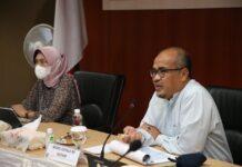 Wakil Kepala Badan Pengusahaan (BP) Batam, Purwiyanto