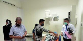 Siprianus Apiatus (27), warga binaan Rutan Kelas II A Batam, Kepulauan Riau meninggal paska menunggu waktu pembebasan bersyarat, di Rumah Sakit Umum Daerah (RSUD) Embung Fatimah, Sabtu (10/4/2021) kemarin.