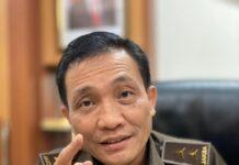 Kepala Pusat Penerangan Hukum Kejaksaan RI Leonard Eben Ezer Simanjuntak (Suryakepri.com)