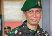 Kepala BIN Daerah (Kabinda) papua Brigjen Putu Dani Nugraha