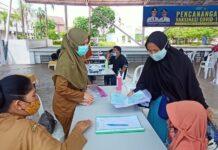 Dinas Koperasi dan Usaha Mikro (DKUM) Kota Batam, membuka kembali program penerima bantuan usaha mikro (BPUM) dari Kementerian Koperasi, Senin (26/4/2021).