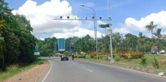 Direktorat Llulintas Polda Kepri memasang 3 kamera Electronik Traffic Law Enforcement (ETLE) di Kota Batam