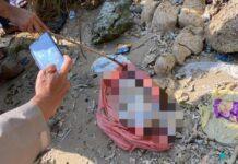 Mayat bayi yang ditemukan warga Sengkuang, Batuampar, Kamis (29/4/2021) pagi, dipinggir pantai ternyata berjenis kelamin laki-laki.