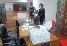 Polisi gerebek penggunaan antigen bekas di Bandara Kualanamu