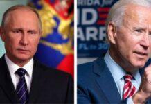 Presiden Rusia Vladimir Putin dan Presiden AS Joe Biden /Instagram @leadervladimirputin dan @joebiden