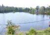 Muncul danau baru usai badai Seroja di NTT (foto:Antaranews.com)