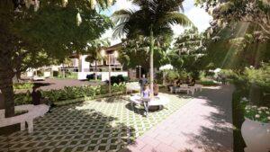 King Selebriti 2 mengusung tagline Luxurious, Green, dan Modern. foto:ist