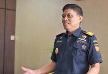 Kepala BC Batam, Susila Brata