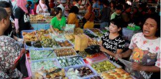 Bazar makanan dan minuman/ majalah.ramesia.com