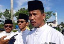 Wali Kota Batam, Muhammad Rudi beserta Wakil Wali Kota Batam, Amsakar Achmad