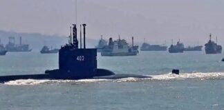 Kapal selam Nanggala 402