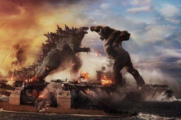 Film Godzilla vs Kong/ yahoo.com
