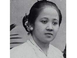 Raden Ajeng Kartini. foto: net
