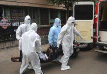 Akibat melonggarkan lockdown kasus corona di india melonjak. foto: net/cnn