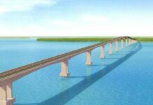 Jembatan Batam Bintan (Foto: Dok. Kementerian PUPR)