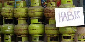 Foto Tabung gas 3 kg