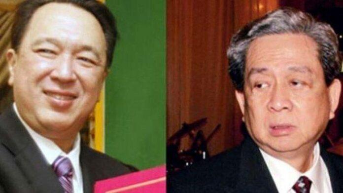 Robert Budi Hartono dan Michael Bambang Hartono.