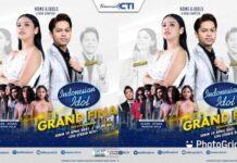 Poster malam Grand Final Indonesian Idol Special Season akan hadir pada Senin 19 April 2021 pukul 21.00 WIB live di RCTI