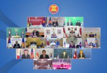 Pertemuan Tahunan ke-7 Menteri Keuangan dan Gubernur Bank Sentral ASEAN yang diselenggarakan secara virtual pada 30 Maret 2021.