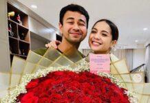 Pasangan Raffi Ahmad dan Nagita Slavina Resmi Jadi Ikon PON XX Papua 2021