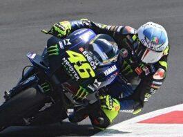 Pembalap Valentino Rossi