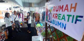 produk UMKM dari Rumah Kreatif BUMN (RKB