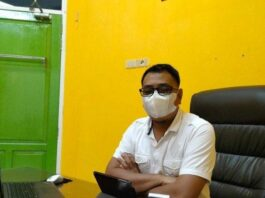 Foto Kepala Dinas Kependudukan dan Pencatatan Sipil (Disdukcapil) Natuna, Ilham Kauli