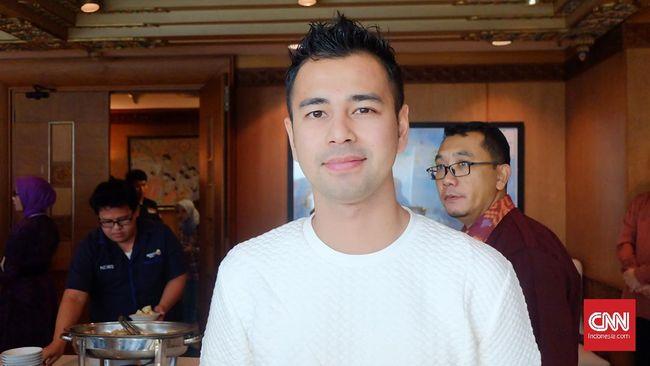 Raffi Ahmad jalin kerja sama dengan Persija Jakarta.