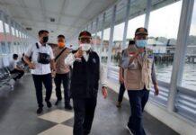 Gubernur Kepri Ansar Ahmad Akan Salat Idulfitri di Natuna, Wakil Marlin di Batam. Foto Sekretaris Daerah Kepri, TS Arif Fadillah (kiri)