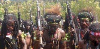 KKB Papua. foto: net