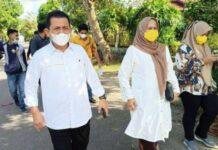Foto Gubernur Kepri H Ansar Ahmad