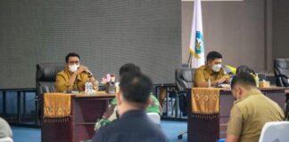 Foto Bupati Bintan, Apri Sujadi.