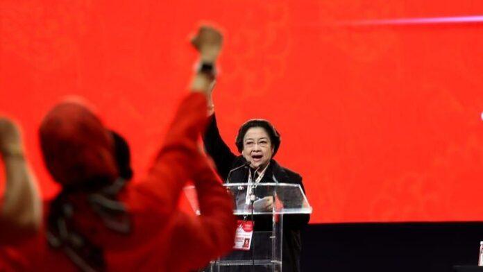 Foto: Megawati (dok. Istimewa PDIP)