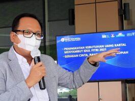 Kepala Perwakilan BI Kepri, Musni Hardi K. Atmaja