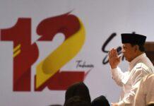 Ketua Dewan Pembina Partai Gerindra Prabowo Subianto. foto: antara