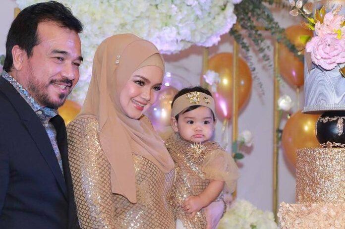 Artis Siti Nurhaliza Usai Diperistri Juragan Kosmetik Asal Negeri Jiran
