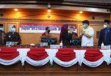 Ade Angga Mengundurkan diri dari Wakil Ketua I DPRD Tanjungpinang