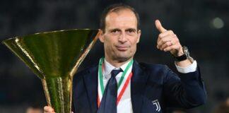 Juventus memanggil kembali Massimiliano Allegri untuk gantikan Andrea Pirlo sebagai pelatih kepala, Jumat (28/5/2021).